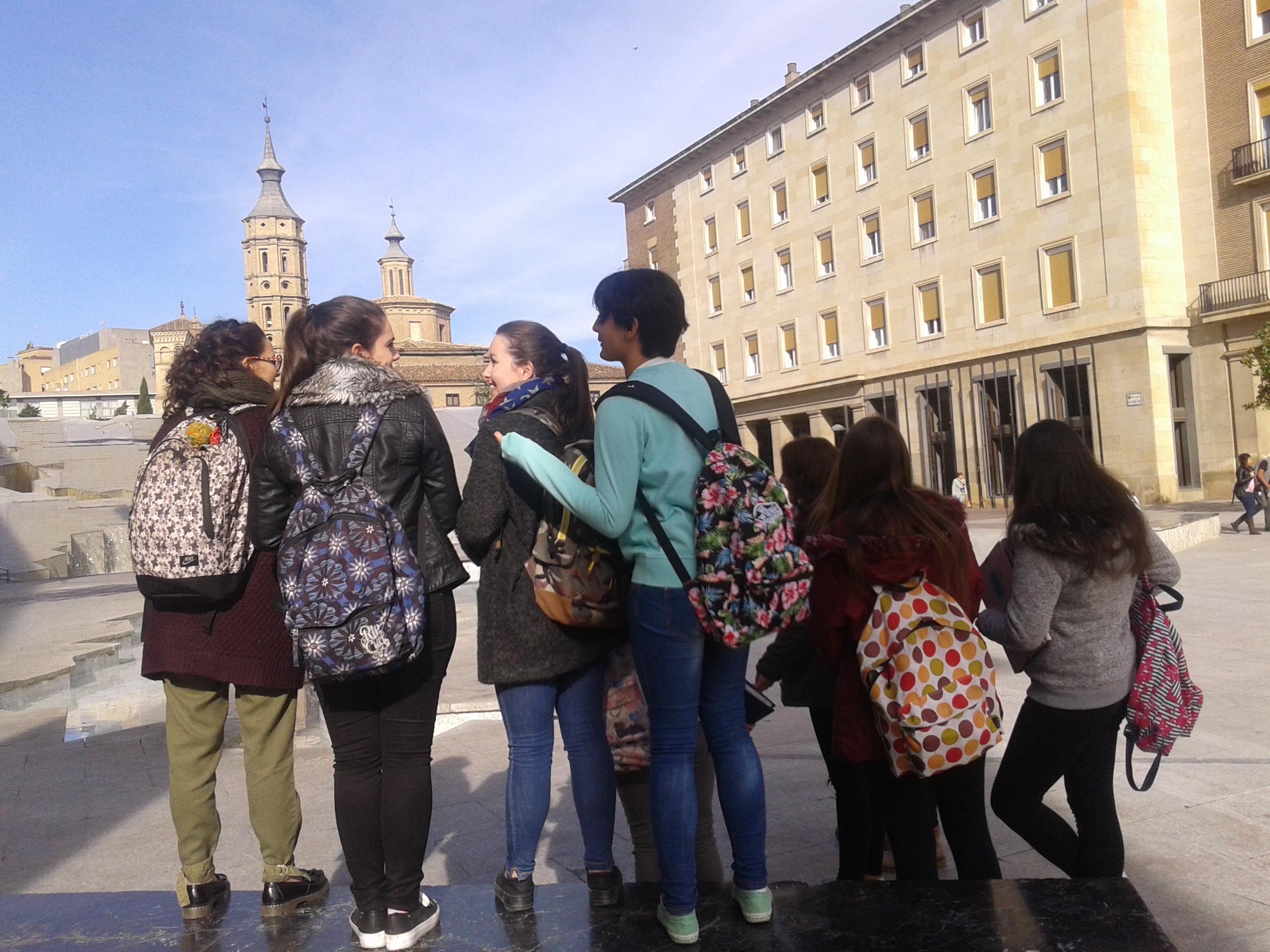 Visita cultural por Zaragoza