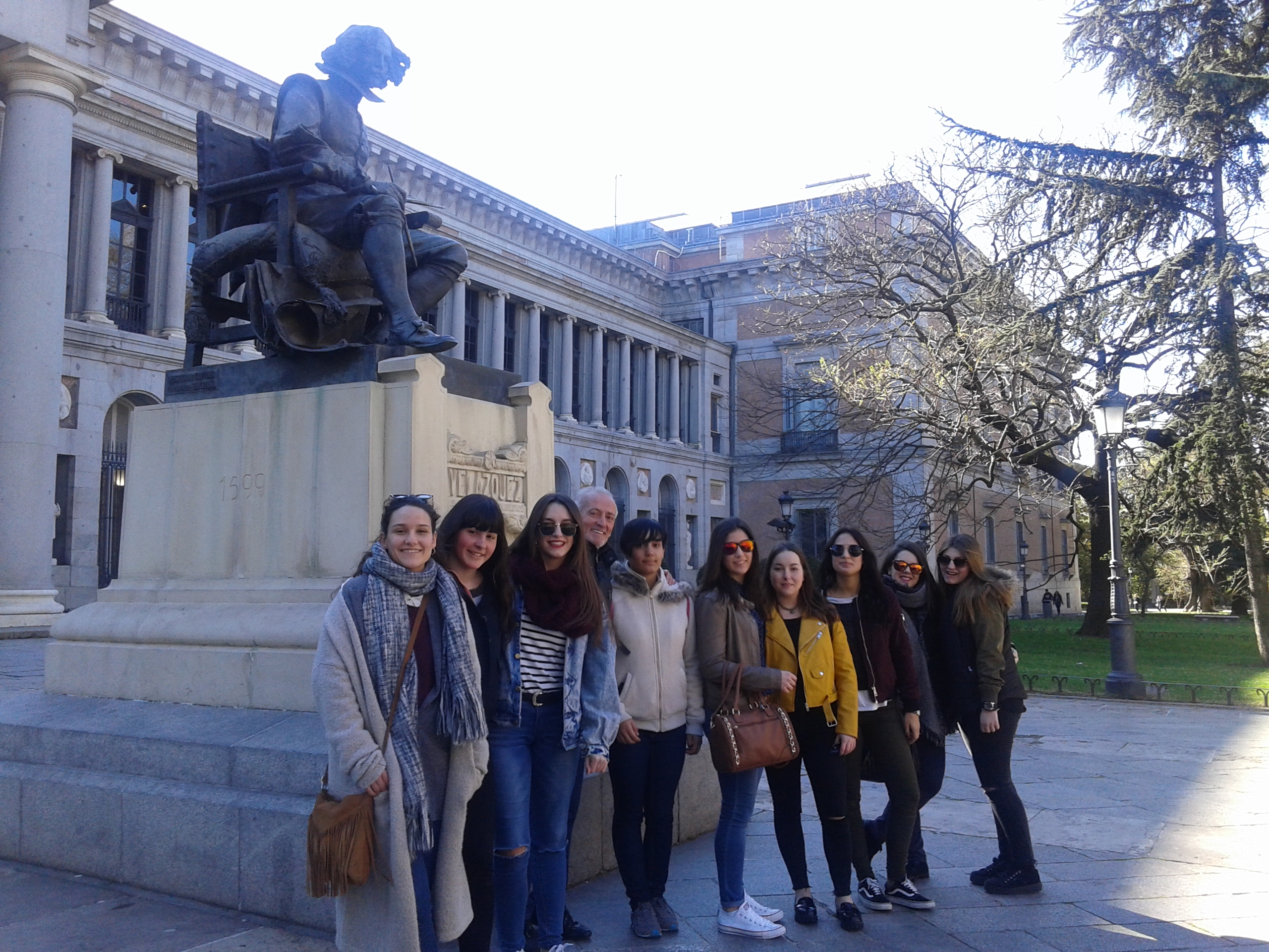 Visita cultural a Madrid
