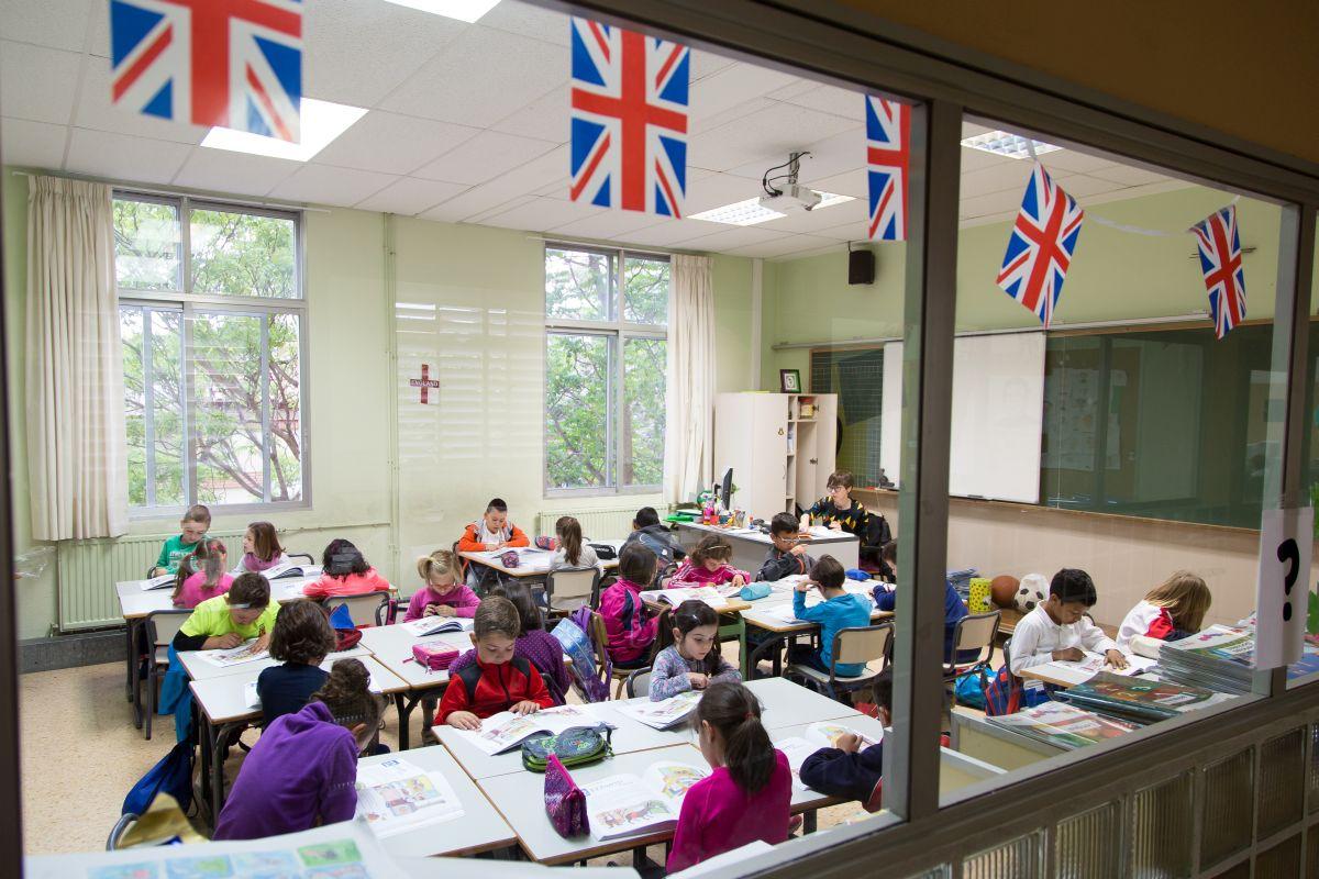 Educación Bilingüe en Inglés