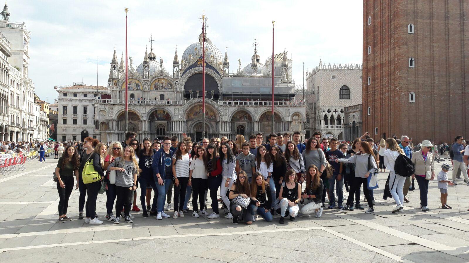 Intercambio con Venecia