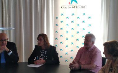 """Salesianos Zaragoza firma un convenio de colaboración con Fundación """"la Caixa"""""""