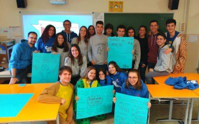 Los centros juveniles salesianos de Aragón celebran su encuentro de formación