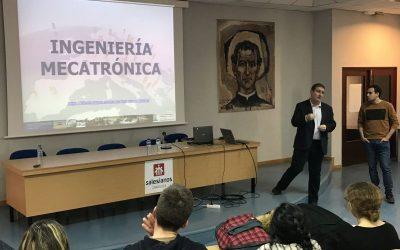 IV Jornadas Orientación Profesional en Bachillerato