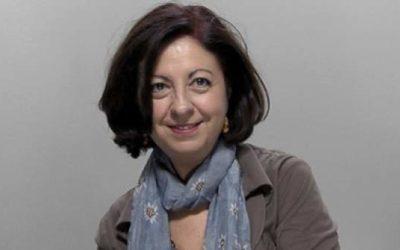 Recordando la visita de la escritora Ana Alcolea