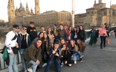 Intercambio con el colegio de Astori de Venecia