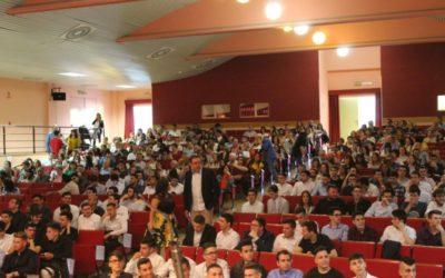 Los alumnos de Formación Profesional celebran su graduación