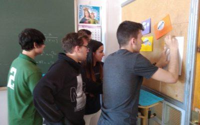Un escape room científico como proyecto final en la asignatura cultura científica