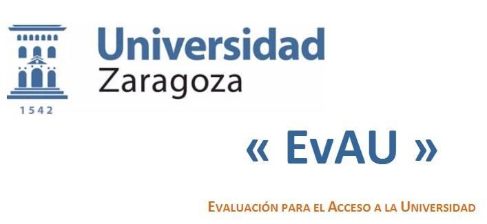 Mañana comienza la EvAU en la Universidad de Zaragoza
