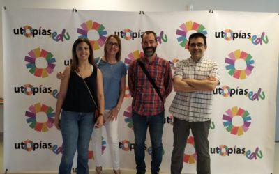 Salesiano Zaragoza participa en el VII Encuentro Utopías Educativas