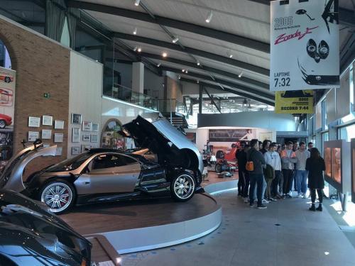 Museo Ferrari 2