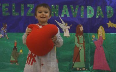 Felicitación de Navidad de Salesianos Zaragoza 2017