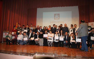 Originalidad, calidad y esfuerzo brillan en la 31ª edición del Premio Nacional Don Bosco