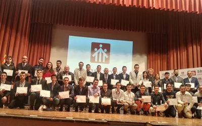 Formación, trabajo y pasión presentes en la 32 Edición del Premio Nacional Don Bosco