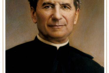 Celebrando el día de San Juan Bosco