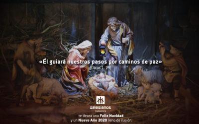 #navidadsalesiana en Salesianos Zaragoza