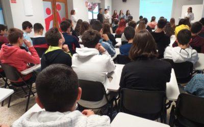 Comienzan las sesiones de orientación académica y profesional en Secundaria.