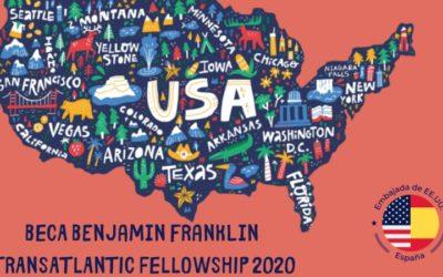Alumnas de bachillerato se presentan a la Beca Benjamin Franklin