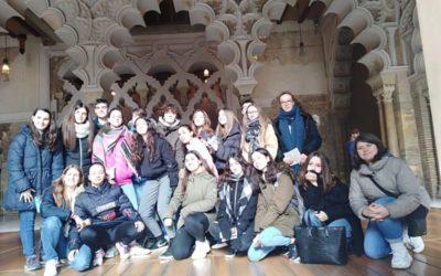 Intercambio con Collège Assomption Sainte Clotilde de Bordeaux