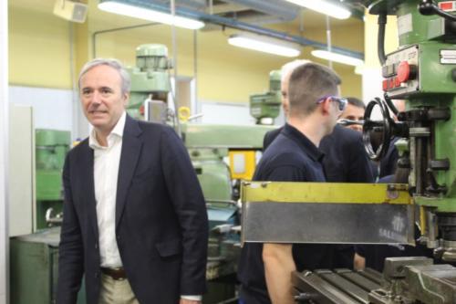 2019 Visita del alcalde Jorge Azcón